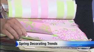 Spring Decorating Trends - CSR Interiors